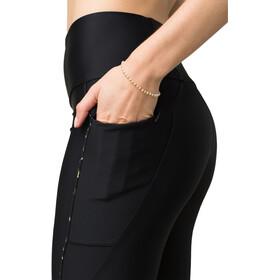 Prana Aolani Zwem leggings Dames, black stargazer